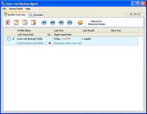 rsync net Cloud Storage for Offsite Backups